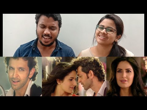 South Indians Reacting To Tu Meri Video | BANG BANG ! | Hrithik Roshan & Katrina Kaif