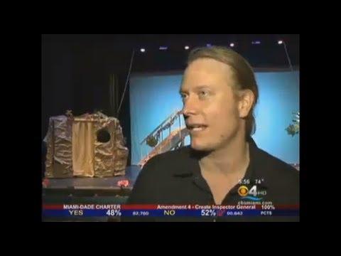 Jim Camacho - CBS Miami Neighbors 4 Neighbors segment