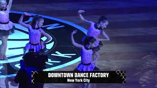 """Downtown Dance Factory - """"Forget You"""""""