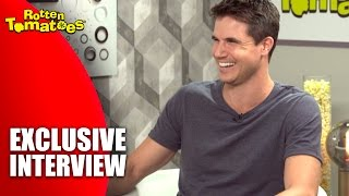 Robbie Amell and the Question He Never Thought He'd Be Asked - Exclusive 'ARQ' Interview (2016)