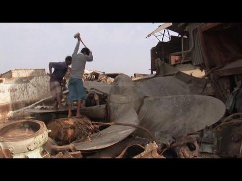 Les bouffeurs de fer / Documentaire
