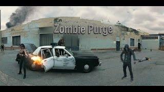 Zombie Purge 360 Video