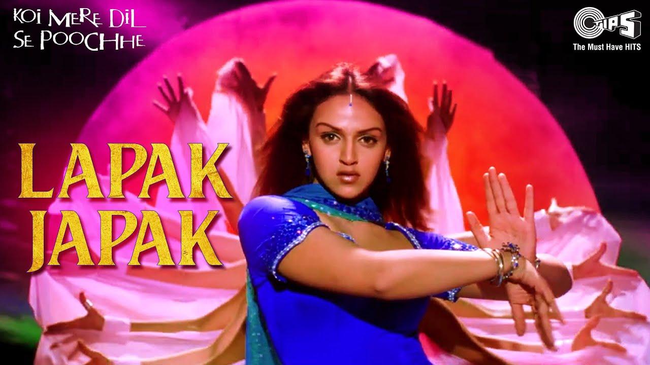 Lapak Japak | Koi Mere Dil Se Poochhe | Esha Deol | Aftab Shivdasani | Kamaal Khan | Hindi Song