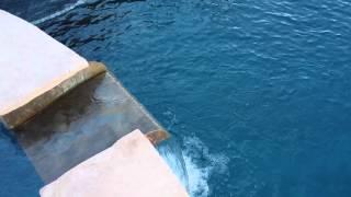 Bobe Custom Spa Spillway