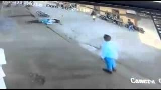 Accidente Municipio de Acevedo