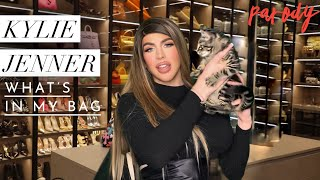 What's In My Bag w/ Kylie Jenner