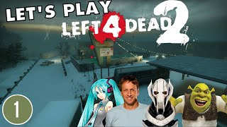 Left 4 Dead 2 Holiday - The Motel