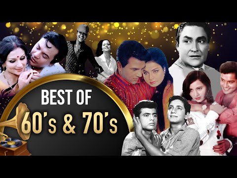 Best Of 60s & 70s | Evergreen Hindi Songs |Purane Gaane | Dosti |Jeevan Mrityu |Chitchor | Old Songs