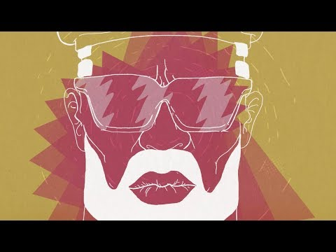 Major Lazer - Get Free (feat. Amber Coffman) (Chrome Sparks Remix) (Official Lyric Video)