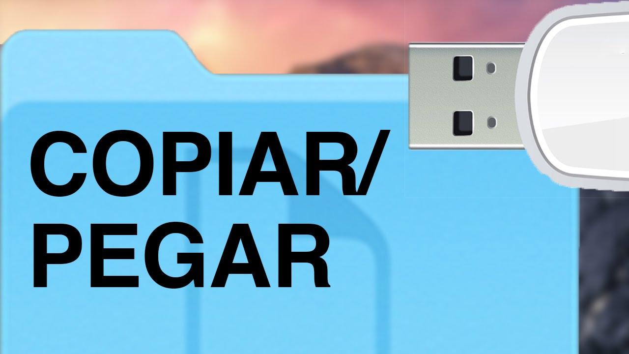 Armario De Cozinha Modulado ~ Como Copiar y Pegar archivos en Memoria USB en Mac YouTube