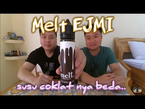 Review Liquid Melt Chocolate Milk by EJMI