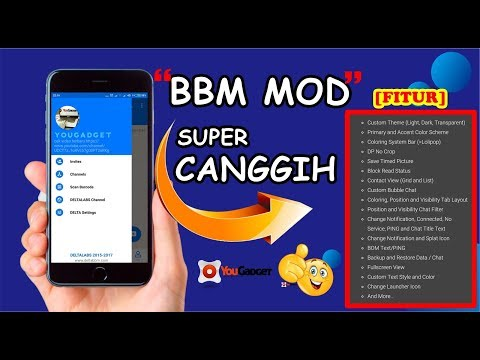 MOD Super Sophisticated MOD with Lots of Features (DELTA BBM)