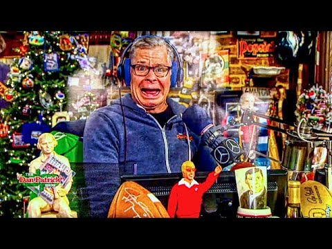 DP Show Open: The Ghost of Christmas...Pinball?!?! | The Dan Patrick Show | 12/19/18