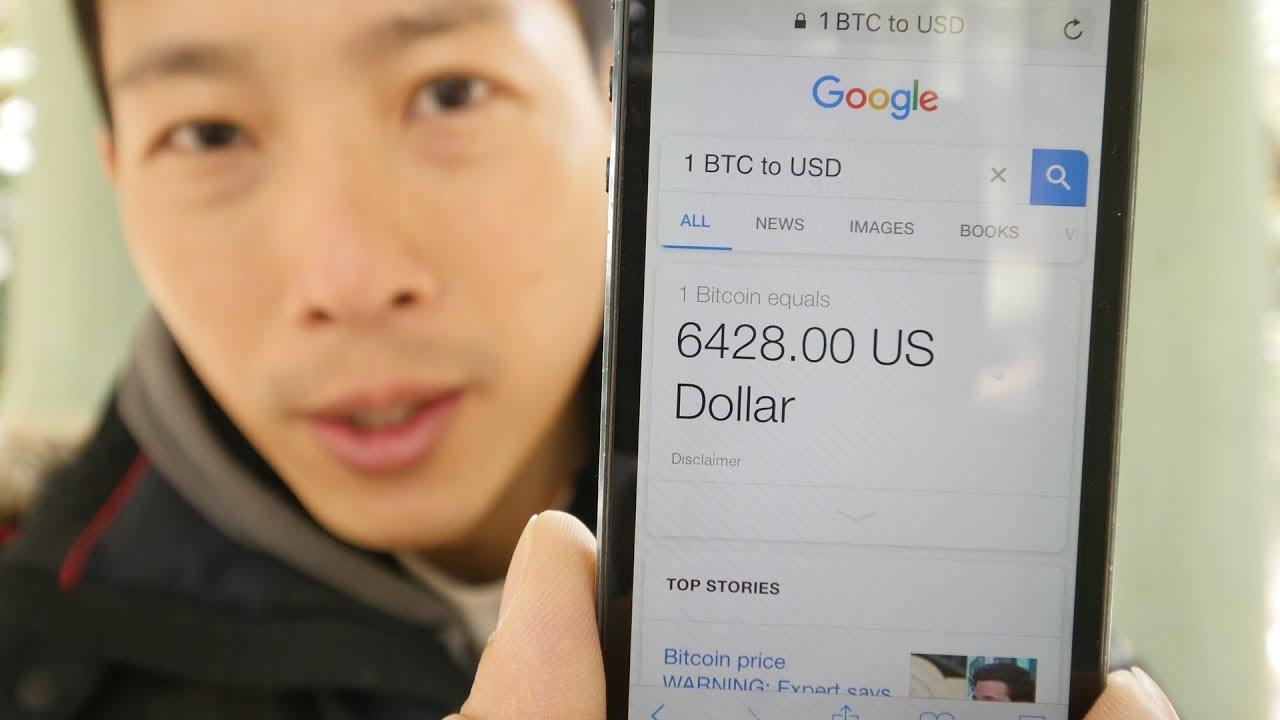 Bitcoin Price Plummet February 2018
