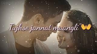 Maanga jo mera hai song's status