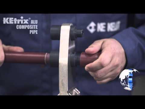 KETRIX CP  Welding PPR TRI01 EN 720p
