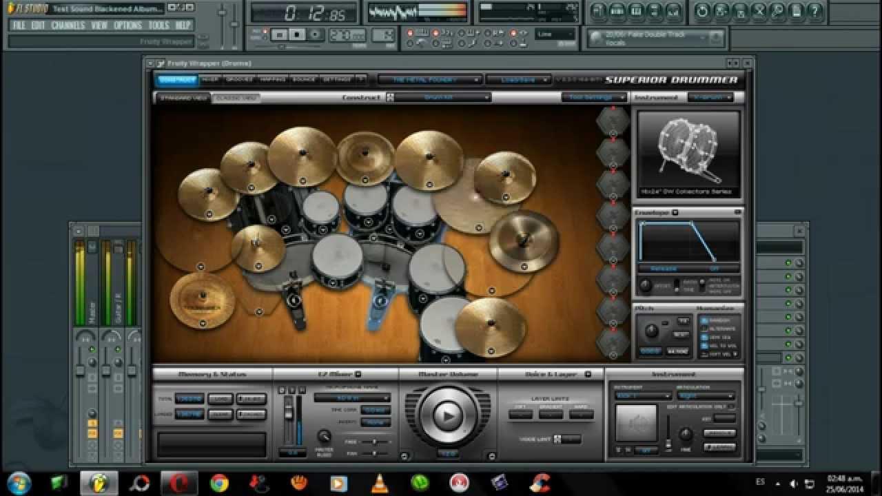 Скачать торрент addictive drums для fl studio 10