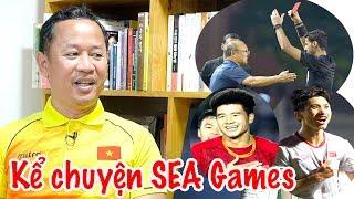 Trơ lý Lê Huy Khoa kể chuyện SEA Games - thầy Park - Quang Hải  - Văn Hậu - Hà Đức Chinh