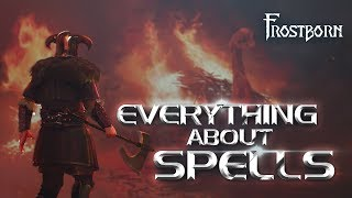 All Spell Strategies Explained in Frostborn