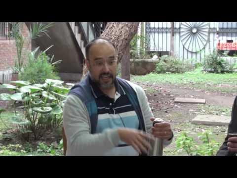 Trochita Cultural - Invitado Christian Curia