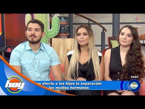 Hijos de Karla Luna separados por Américo Garza | Jóvenes SOS | Hoy