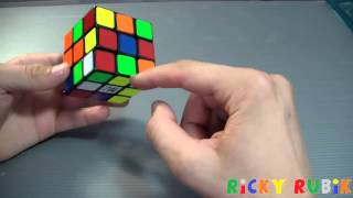tutorial advanced cross 3x3 rubik s cube ultimate fridrich method cross examples