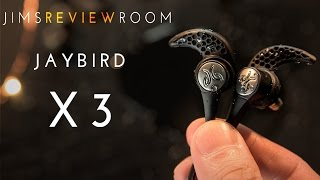 Jaybird X3 - REVIEW  (With Jaybird X2 comparison)