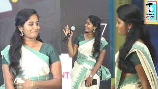 Thalapathy 64 -ல நடிக்கிறேன் Pavi Teacher Mass Speech   Grand Launch of BLACKSHEEP's அடுத்த 6