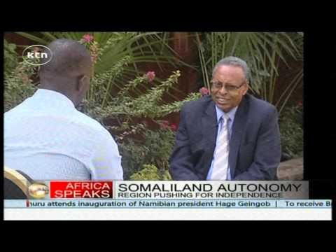 Africa Speaks: Somaliland Autonomy
