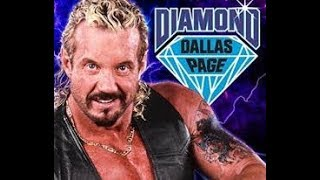 Diamond Dallas Page WWF Code thématique (Roblox)