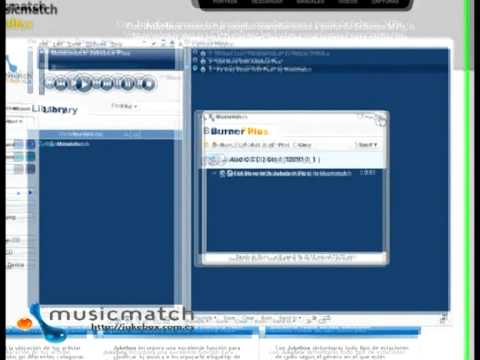 MusicMatch Jukebox - Convertir ficheros MP3
