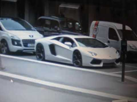 The Amazing Supercars On Google Maps Youtube