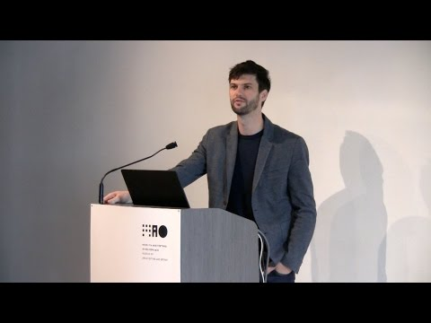 Tomaž  Pipan - Reframing city culture and Tourism on basis of making (intro lecture)