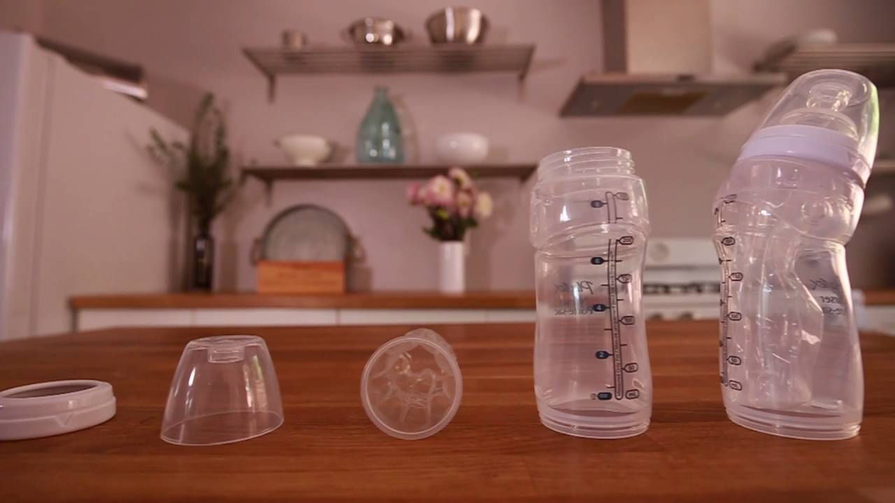 Playtex Baby Nurser Bottle With Disposable Drop Ins Review