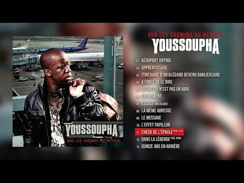 Youssoupha Ft. S-pi - Check de lépaule (Audio Officiel)