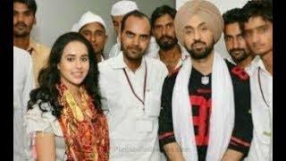 Diljit Dosanjh and Sunanda Sharma | New Punjabi Movie | Dainik Savera