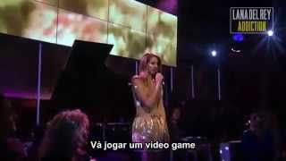 Lana Del Rey - Video Games (Live at De Wereld Draait Door) [Legendado] Thumbnail