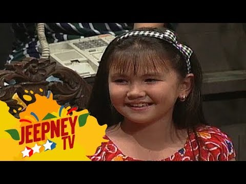 Angelica's child star days | BTS - Angelica Panganiban