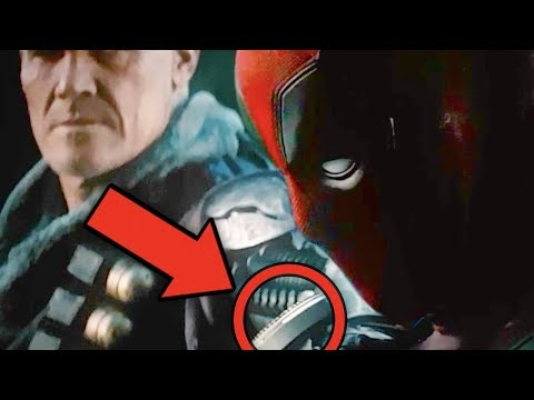 Deadpool 2 ENDING EXPLAINED - Did The Post-Credit Scenes