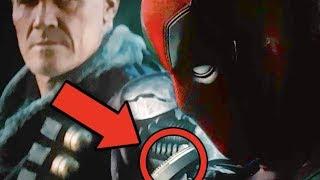 "Deadpool 2 ENDING EXPLAINED - Did The Post-Credit Scenes ""HAPPEN""?"