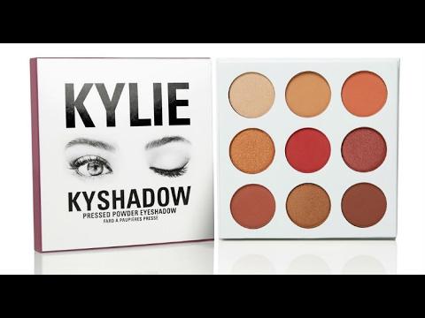 Kylie Kyshadow By Kylie Jenner - палетка теней: обзор, цена .