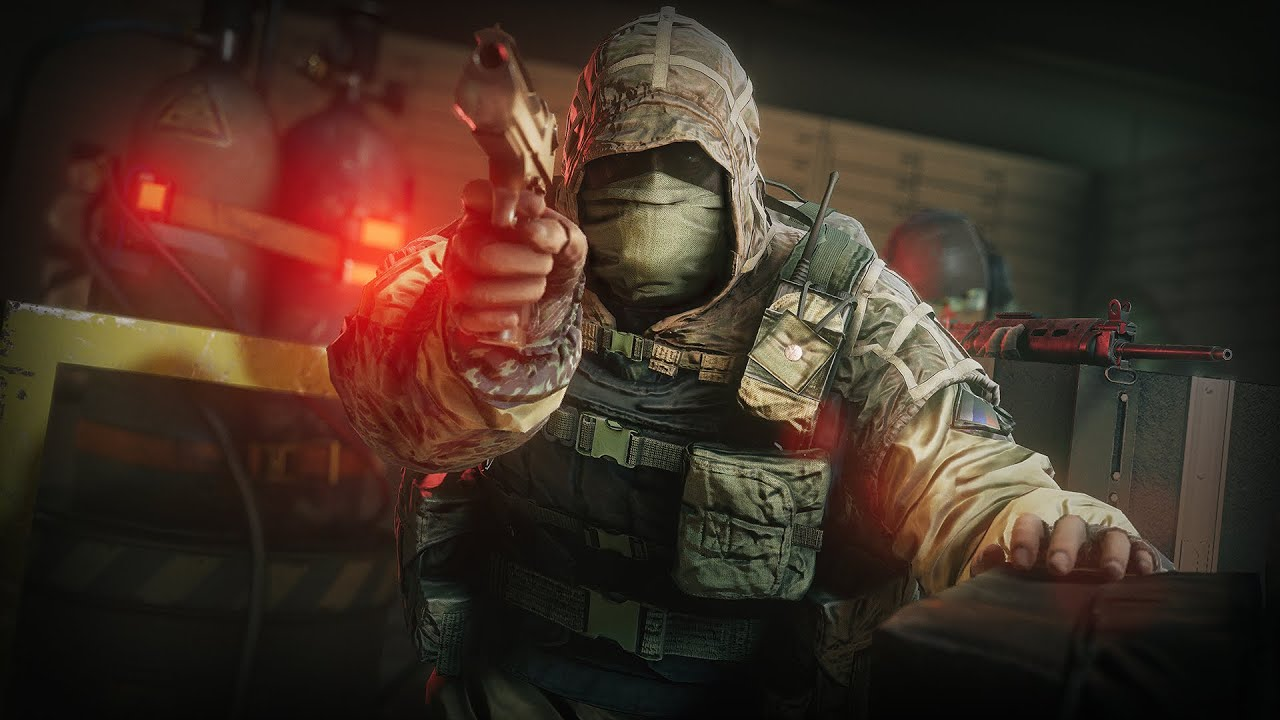 Tom Clancy's Rainbow Six Siege Graphics & Performance Guide | GeForce