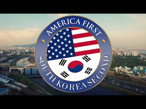 America First South Korea Second (Can't Be Official...) #south korea impeachment