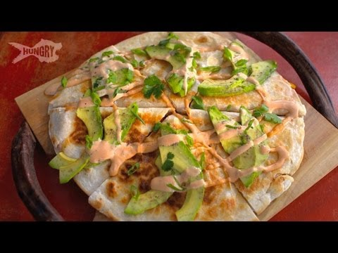 Vegan Fajita Quesadillas Recipe