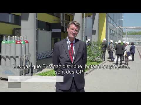 Butagaz et Global Bioenergies présentent les premières bouteilles de gaz bio-sourcé