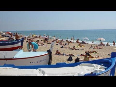 Holiday in Pineda de Mar - Costa Brava - Spain - 2015 [HD]