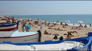 Holiday in Pineda de Mar - Costa Brava - Spain - Europe [HD]