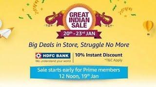 Amazon Republic Day Sale 2019 | Amazon Republic Day offers