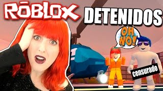THEY STOP US FOR THE CHARGE OF DAIN THE NUDIST! Ep.20 ? ROBLOX - Jailbreak