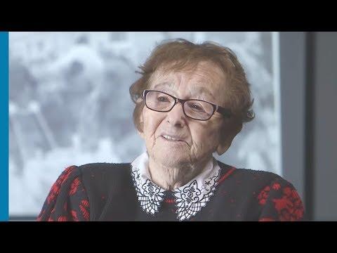 """מדליקי המשואות תשע""""ז (2017): סיפורה של אלקה אברמוביץ"""